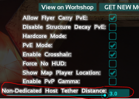 Ark Structure Decay Pve