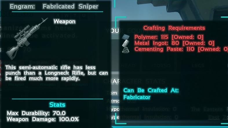 2180 erste eindrcke snipergewehr betubungspfeile adminbefehl malvernweather Gallery