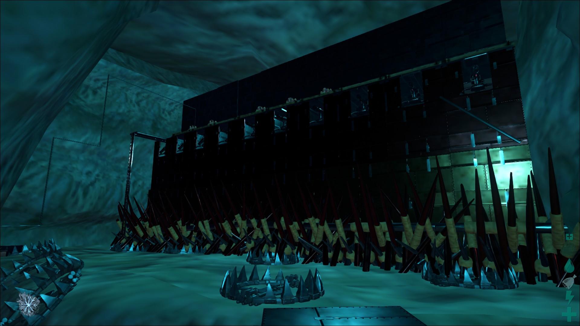 Unterwasserhöhlen Und Eine Gute Verteidigung Ark Fragen Probleme