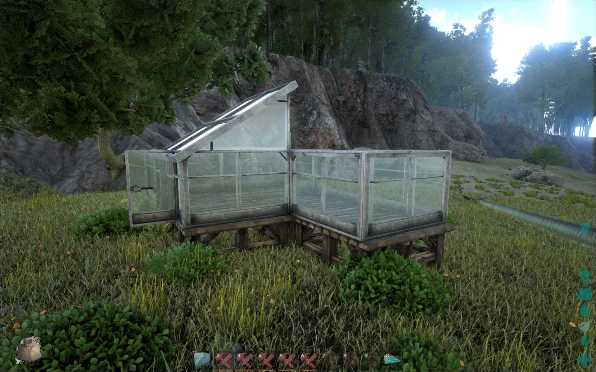Greenhouse Doorframe Ark Forum Deutsches Ark Survival