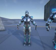 Xbox 750 Preview: Tek-Armor (Fu...